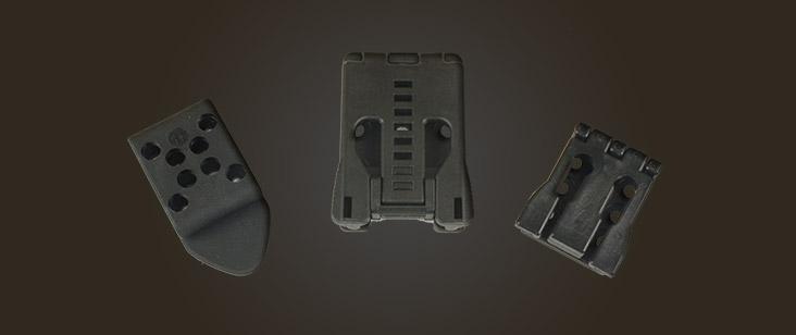 sheath clips